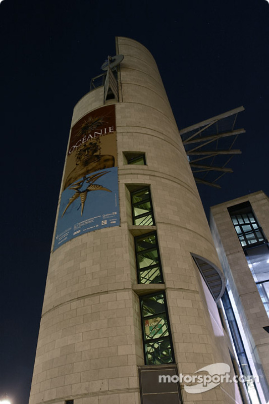Les nuits de Montréal : Le Musée d'Archéologie et d'Histoire de Montréal