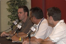 Jimmie Johnson talks about the 2004 Race of Champions Nations Cup in Paris