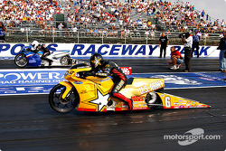 Chris Bostick and Antron Brown