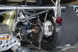Porsche 908/3 rear suspension