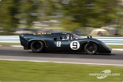 1969 Lola T70 Mk IIIb de Tom Malloy
