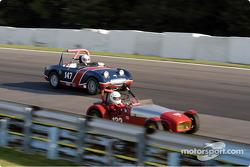 Lotus 7 and AH Sprit MkI