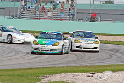 #43 Orison-Planet Earth Motorsports Porsche GT3 Cup: Manuel Matos, Mike Fitzgerald