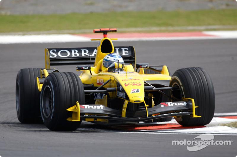 2004: Jordan EJ14