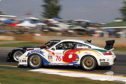 John Bourassa (Porsche 911 Turbo n°76)