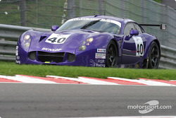 #40 RSR Racing TVR Tuscan T400R: Nigel Greensall, Michel Caine, Jono Coleman
