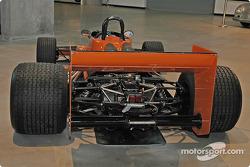 Back end of Surtees