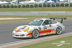 #04 Grease Monkey Racing Porsche GT3 Cup: Gene Sigal