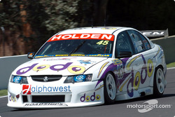Dale Brede and Team Dynamik sported a new livery for Bathurst