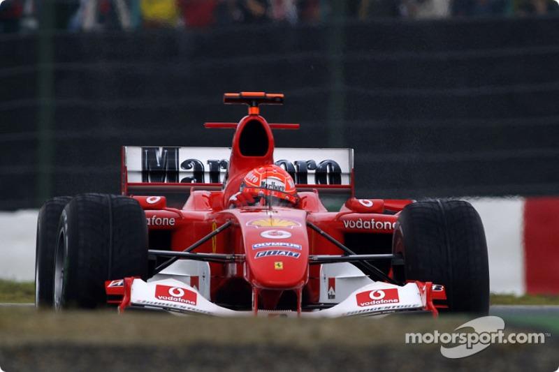 2004 Japonya GP - Ferrari F2004