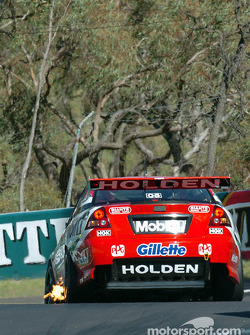 Peter Brock into the Dipper