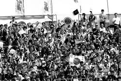 Fans, Suzuka