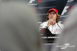 Thursday FIA press conference: Jarno Trulli