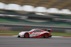 #39 Denso Dunlop Sard SC430: Andre Couto, Kohei Hirate