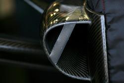 McLaren Mercedes système de freins