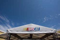 The NASCAR Sprint Cup zone d'inspection technique