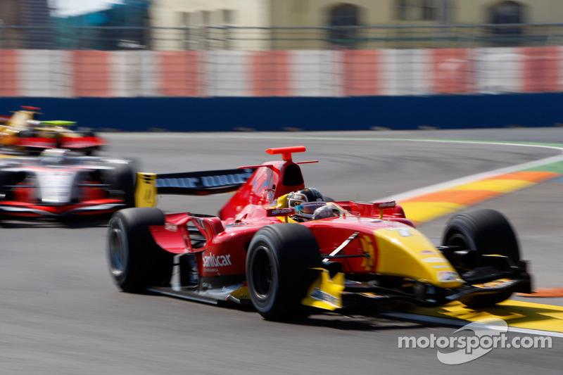 Dani Clos rijdt voor Pastor Maldonado