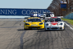 Ron Fellows, Patrick Lindsey