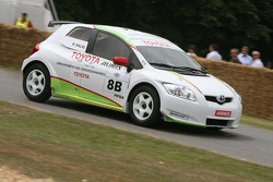 2010 Toyota Auris Andros Trophee: Bertrand Balas