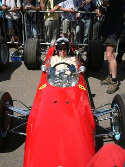 John Surtees, Ferrari 158 von 1964