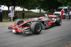 2008 McLaren Mercedes MP4/23 (Lewis Hamilton): Chris Goodwin