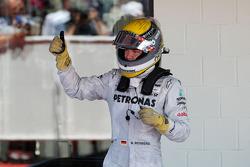 3e Nico Rosberg, Mercedes GP