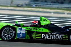 #1 Patron Highcroft Racing Honda Performance Development ARX-01c: David Brabham, Simon Pagenaud