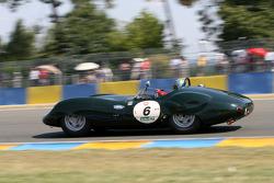 #6 Lister Jaguar 1959: Carlos Monteverde, Gary Pearson, Andrew Smith