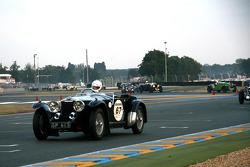 #67 Invicta S Type 1935: Roland d'Ieteren, Jean-Jacques Lalmand, Nicolas d'Ieteren