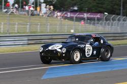 #21 AC Cobra 1963: Ludovic Caron