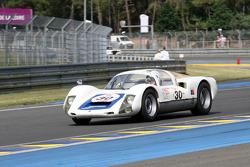 #30 Porsche 906 1966: Romain Rocher