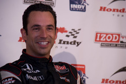 Persconferentie: Helio Castroneves, Team Penske