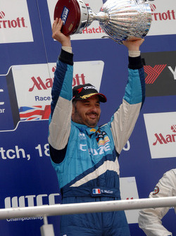 Race Winner Yvan Muller