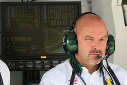 Mike Gascoyne, Team Lotus