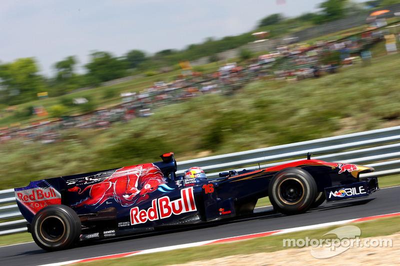 2010: Jaime Alguersuari, Scuderia Toro Rosso STR5