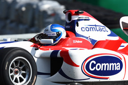 Race winnaar Jolyon Palmer