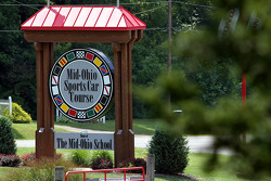 Mid-Ohio front gate