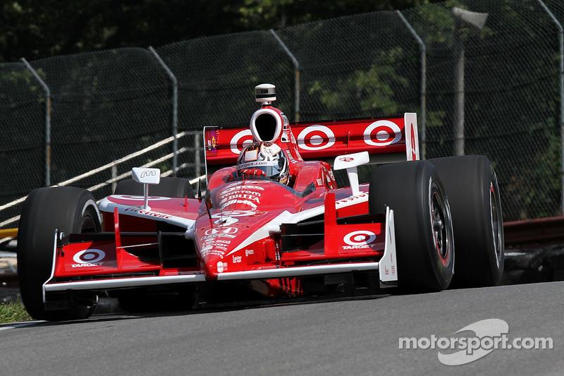 Scott Dixon, Target Chip Ganassi Racing