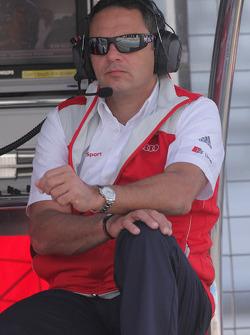 Hans-Jurgen Abt, Teamchef Abt-Audi