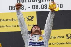 Podium: 1. Bruno Spengler, Team HWA AMG Mercedes C-Klasse