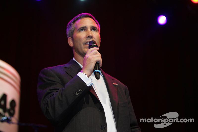 Randy Bernard, CEO IndyCar