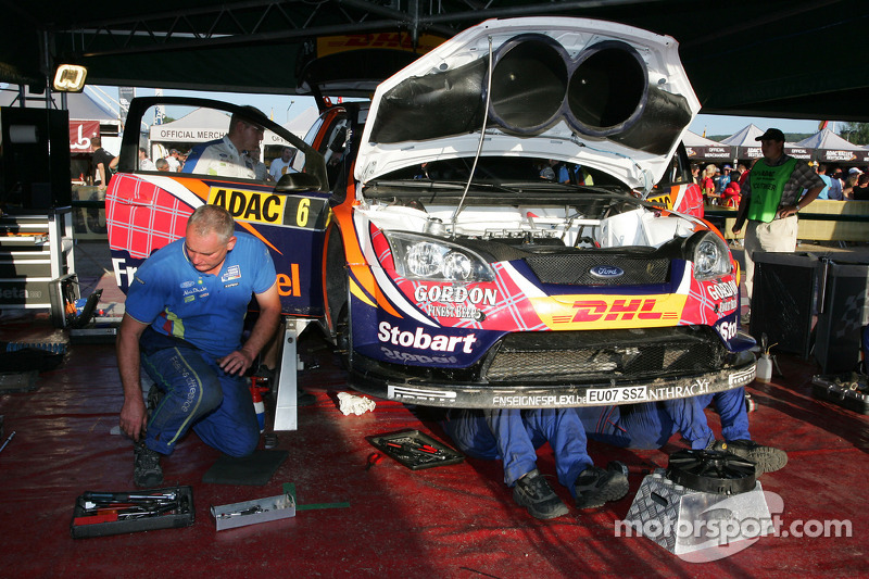 Stobart VK M-Sport Ford Rally Team