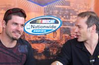 Pilotes de NASCAR Nationwide Series : Patrick Carpentier et Jacques Villeneuve