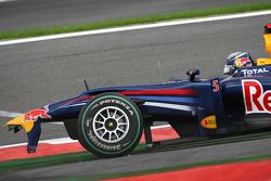 Trouble for Sebastian Vettel, Red Bull Racing