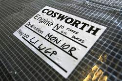 Cosworth atmosphere
