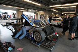 #10 SunTrust Racing Ford Dallara