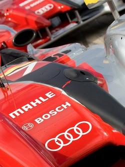 Audi car detail