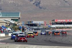 #91 APR Motorsport Volkswagen GTI: Ian Baas, Aaron Povoledo