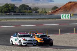 #24 V-Pack Motorsport BMW 330: BJ Farmer, Ron Farmer, #65 RACE EPIC/Murillo Racing BMW 328i: Chris Brown, Bob Stretch