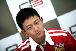 Rio Haryanto in the press conference